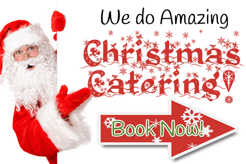 christmas banquet catering canberra