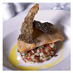 Catering Canberra Salmon Dish Photo